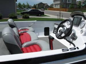Trucks For Sale In Sc >> 2006 Tracker Nitro 591 SC Bass Boat - Colorado SOLD   Bass Ads